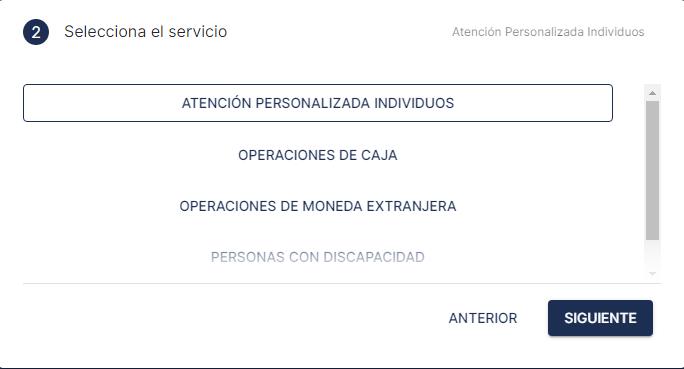 Turnos Banco Macro