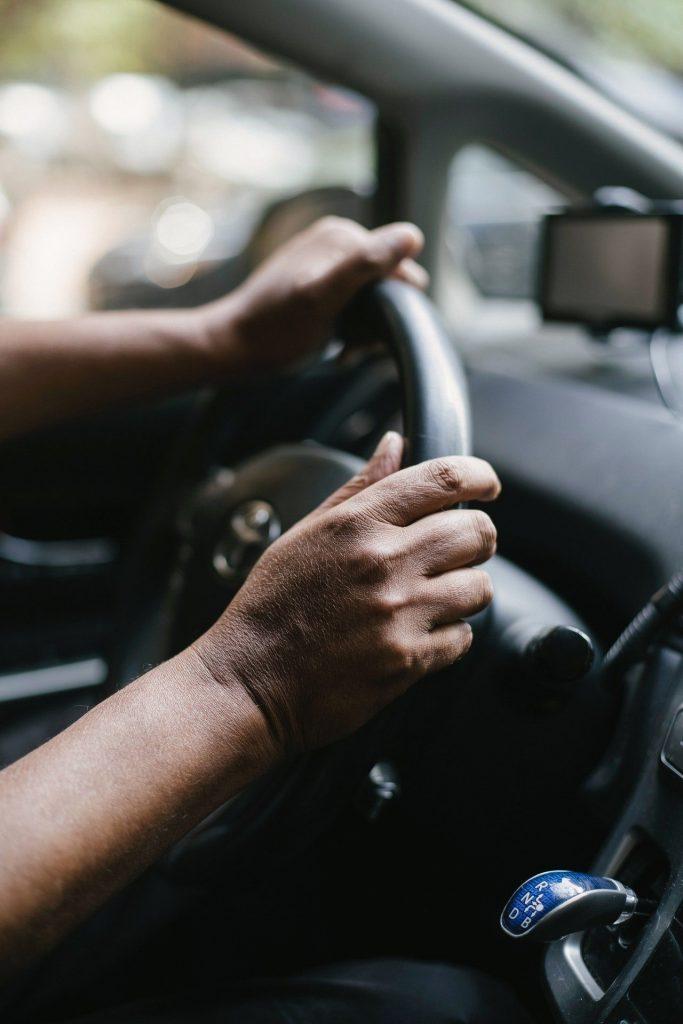 Turno licencia de conducir