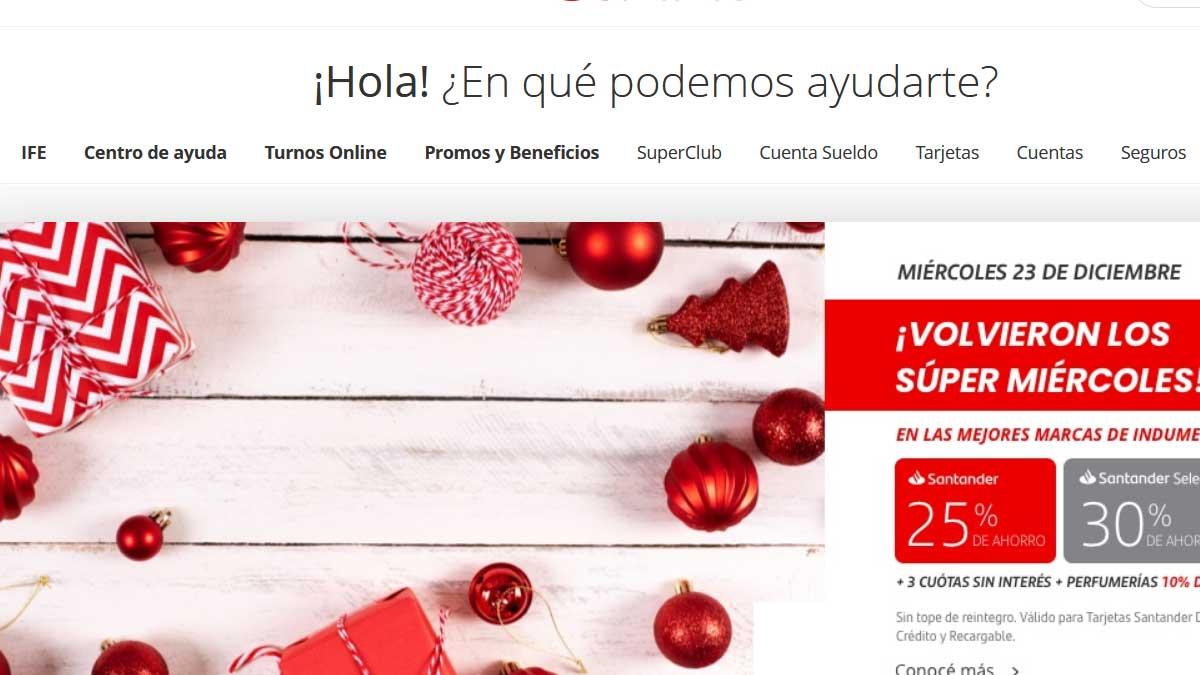 turnos-Banco-Santander
